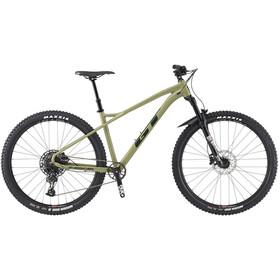 GT Bicycles Zaskar LT Al Expert, gloss moss green/british racing green